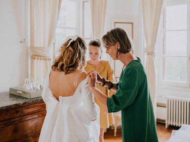Le mariage de Alban et Alice à Maray, Loir-et-Cher 8