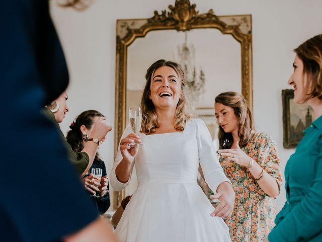 Le mariage de Alban et Alice à Maray, Loir-et-Cher 1