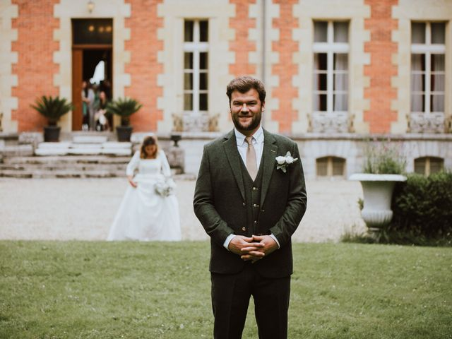 Le mariage de Alban et Alice à Maray, Loir-et-Cher 26