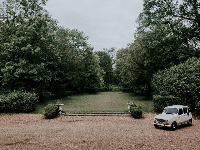 Le mariage de Alban et Alice à Maray, Loir-et-Cher 35