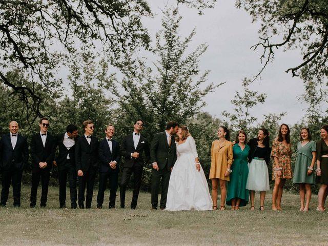 Le mariage de Alban et Alice à Maray, Loir-et-Cher 44