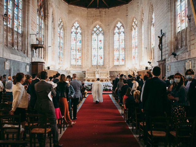 Le mariage de Alban et Alice à Maray, Loir-et-Cher 49