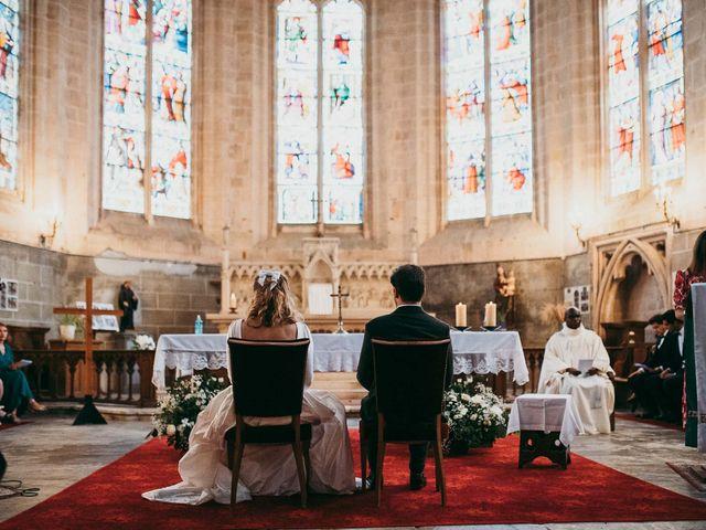 Le mariage de Alban et Alice à Maray, Loir-et-Cher 57
