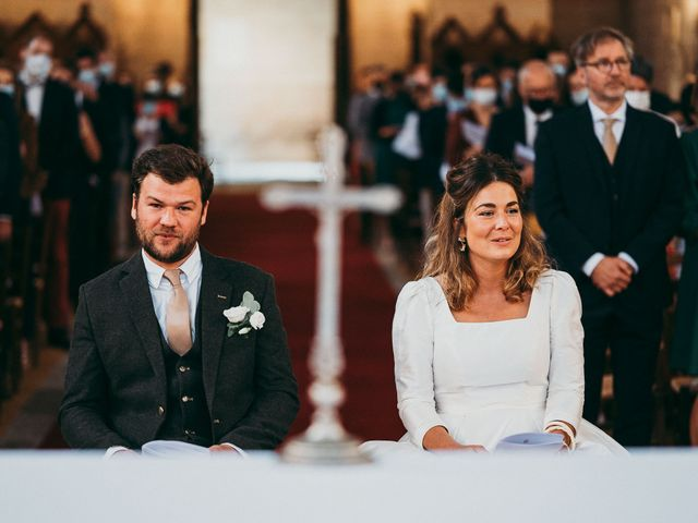 Le mariage de Alban et Alice à Maray, Loir-et-Cher 58