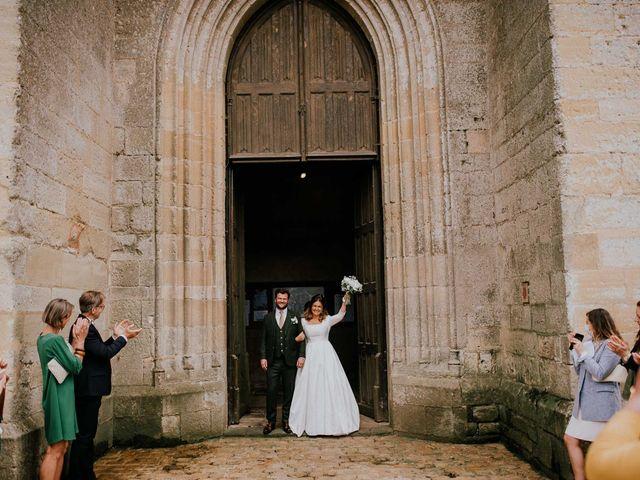 Le mariage de Alban et Alice à Maray, Loir-et-Cher 75