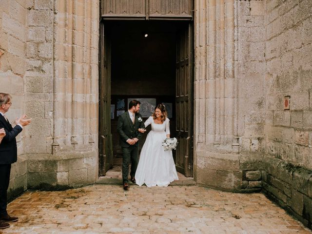 Le mariage de Alban et Alice à Maray, Loir-et-Cher 76