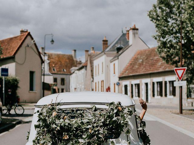 Le mariage de Alban et Alice à Maray, Loir-et-Cher 80