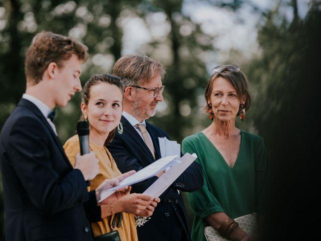 Le mariage de Alban et Alice à Maray, Loir-et-Cher 87