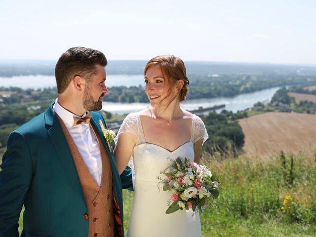Le mariage de Alexandre  et Ophélie  à Corny, Eure 1