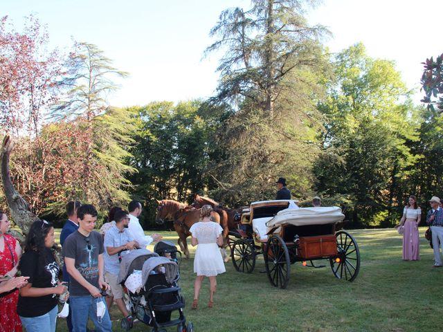 Le mariage de Romain et Ericka à Montesquiou, Gers 5
