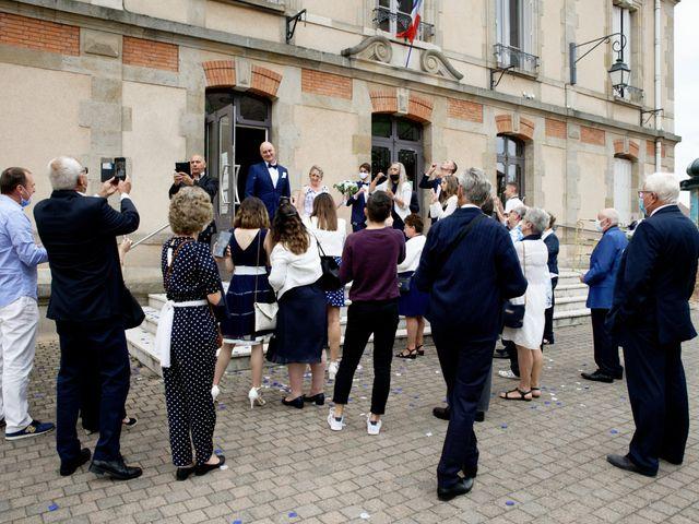 Le mariage de Eric et Annick à Yzeure, Allier 1