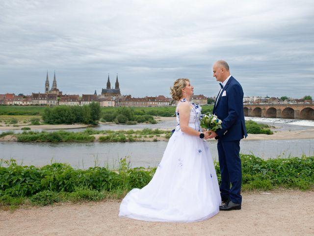 Le mariage de Eric et Annick à Yzeure, Allier 2