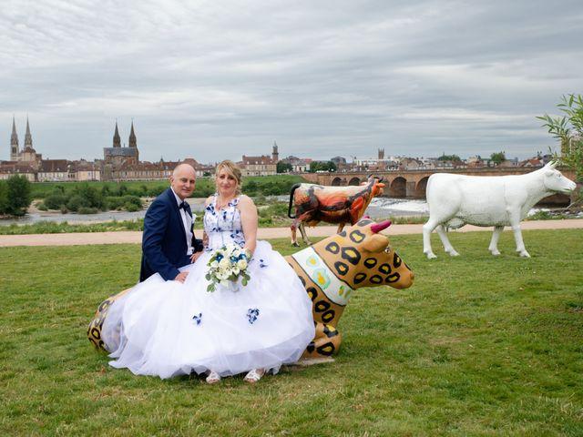 Le mariage de Eric et Annick à Yzeure, Allier 6