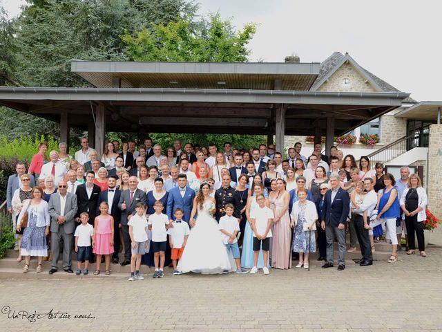 Le mariage de Benjamin et Pauline  à Saint-Ybard, Corrèze 5