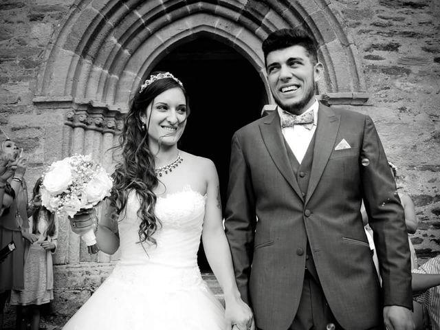 Le mariage de Benjamin et Pauline  à Saint-Ybard, Corrèze 8
