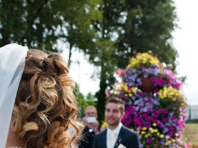 Le mariage de Thomas et Sarah à La Grigonnais, Loire Atlantique 7