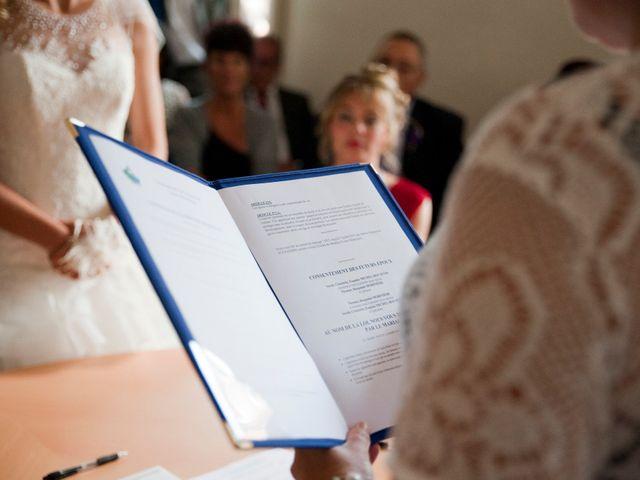 Le mariage de Thomas et Sarah à La Grigonnais, Loire Atlantique 9