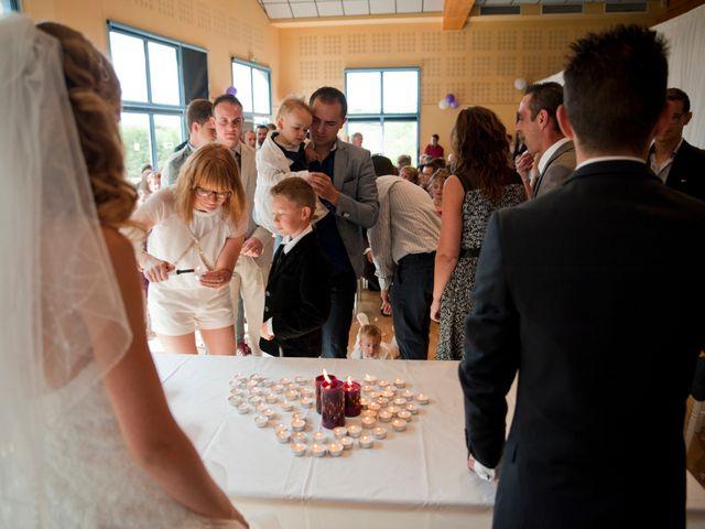 Le mariage de Thomas et Sarah à La Grigonnais, Loire Atlantique 14