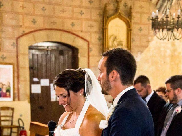 Le mariage de Steven et Charlotte à Ballots, Mayenne 6