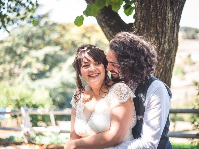 Le mariage de Yann et Amélie à Annonay, Ardèche 25