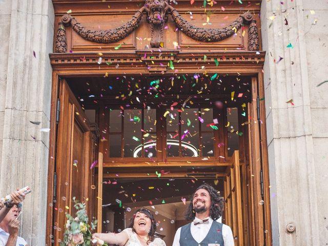 Le mariage de Yann et Amélie à Annonay, Ardèche 29