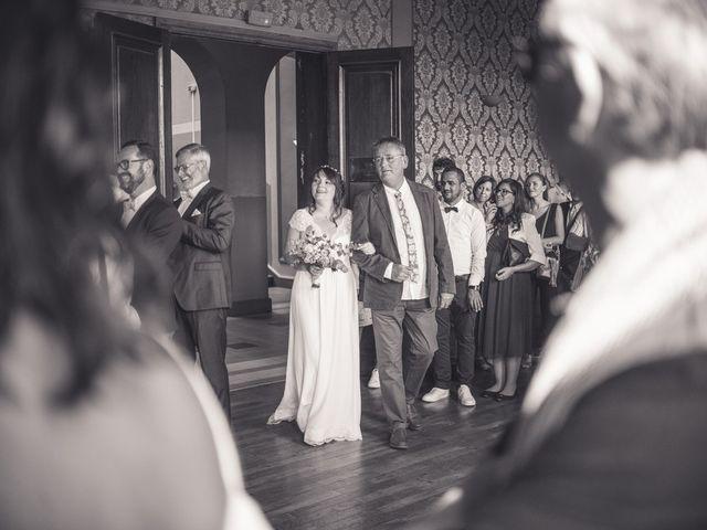 Le mariage de Yann et Amélie à Annonay, Ardèche 32