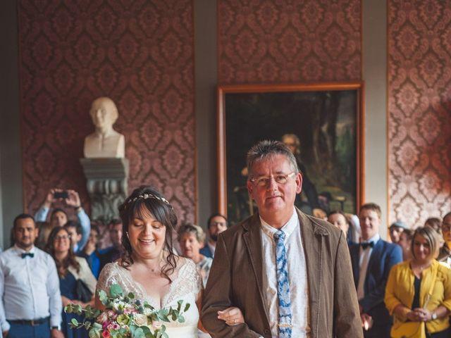Le mariage de Yann et Amélie à Annonay, Ardèche 34