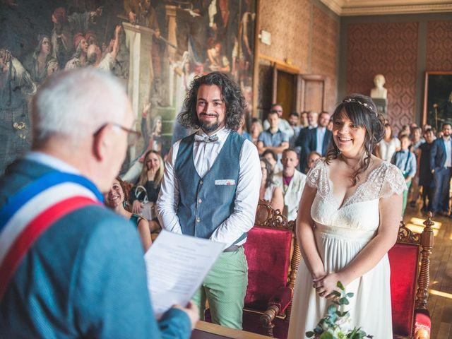 Le mariage de Yann et Amélie à Annonay, Ardèche 35