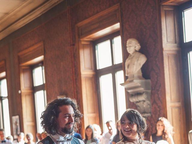 Le mariage de Yann et Amélie à Annonay, Ardèche 36