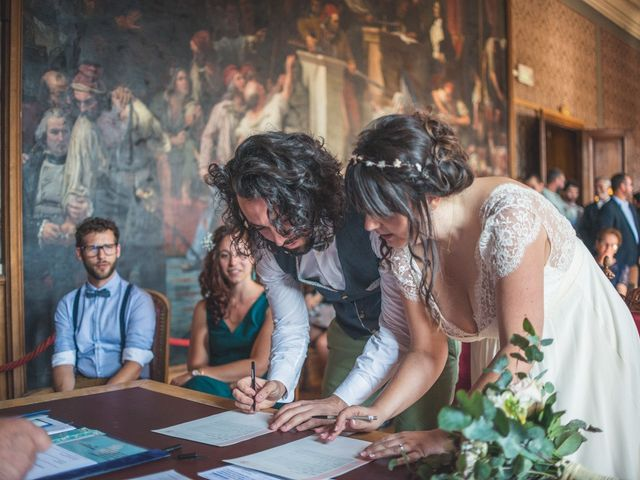 Le mariage de Yann et Amélie à Annonay, Ardèche 40