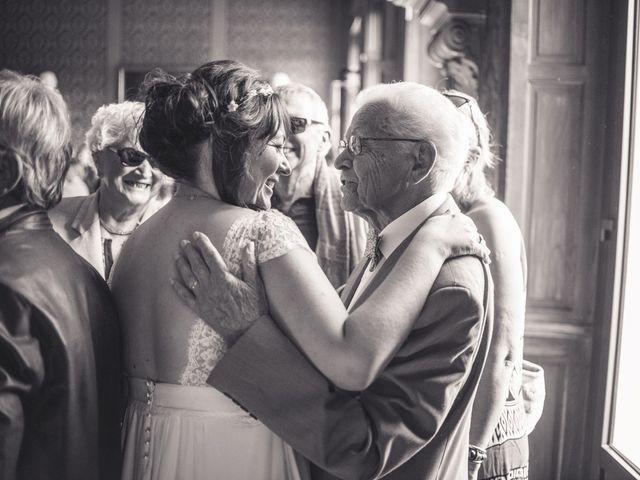 Le mariage de Yann et Amélie à Annonay, Ardèche 41