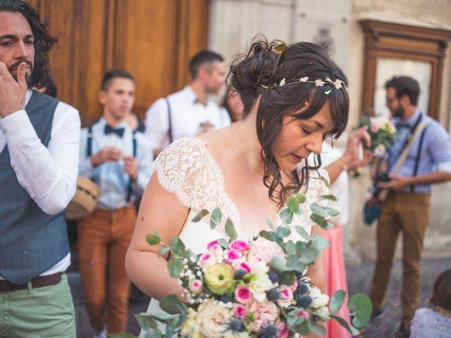 Le mariage de Yann et Amélie à Annonay, Ardèche 42