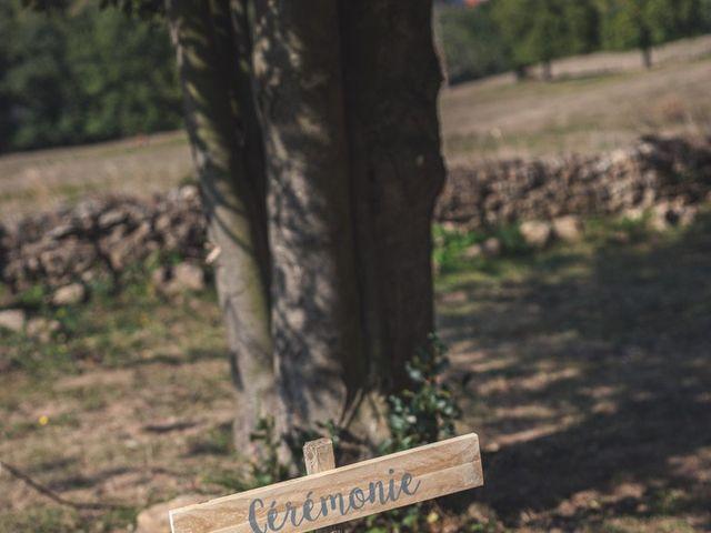 Le mariage de Yann et Amélie à Annonay, Ardèche 44