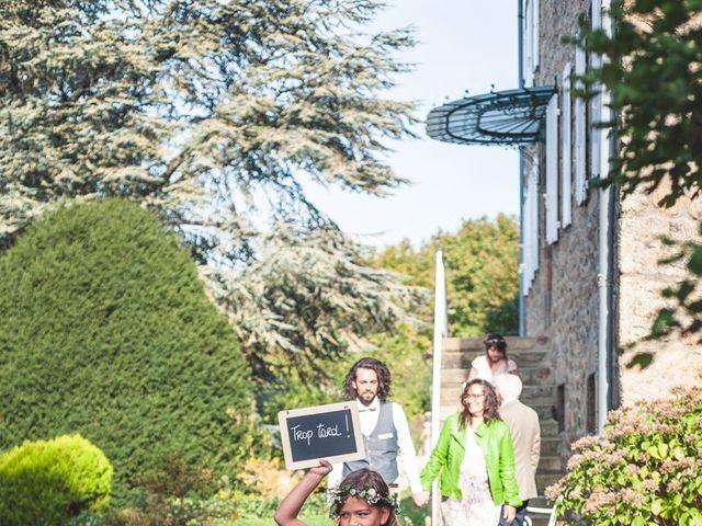 Le mariage de Yann et Amélie à Annonay, Ardèche 48