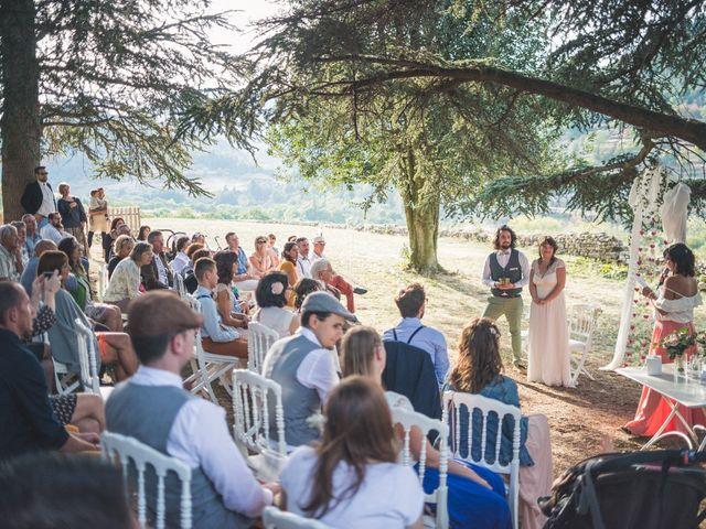 Le mariage de Yann et Amélie à Annonay, Ardèche 51