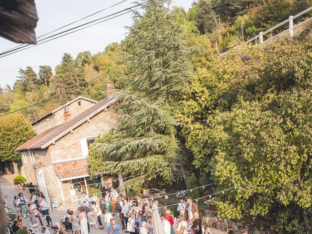 Le mariage de Yann et Amélie à Annonay, Ardèche 64