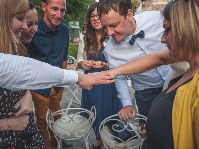 Le mariage de Yann et Amélie à Annonay, Ardèche 69
