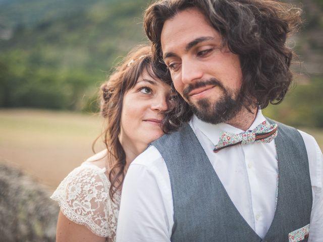 Le mariage de Amélie et Yann
