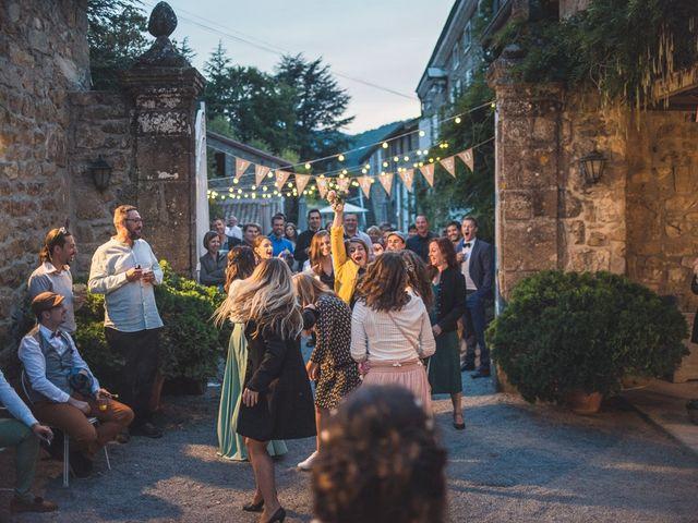 Le mariage de Yann et Amélie à Annonay, Ardèche 76