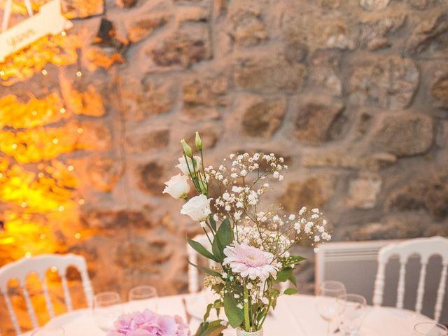 Le mariage de Yann et Amélie à Annonay, Ardèche 85