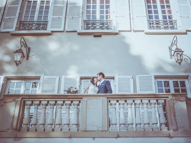 Le mariage de William et Claire à Lyon, Rhône 25