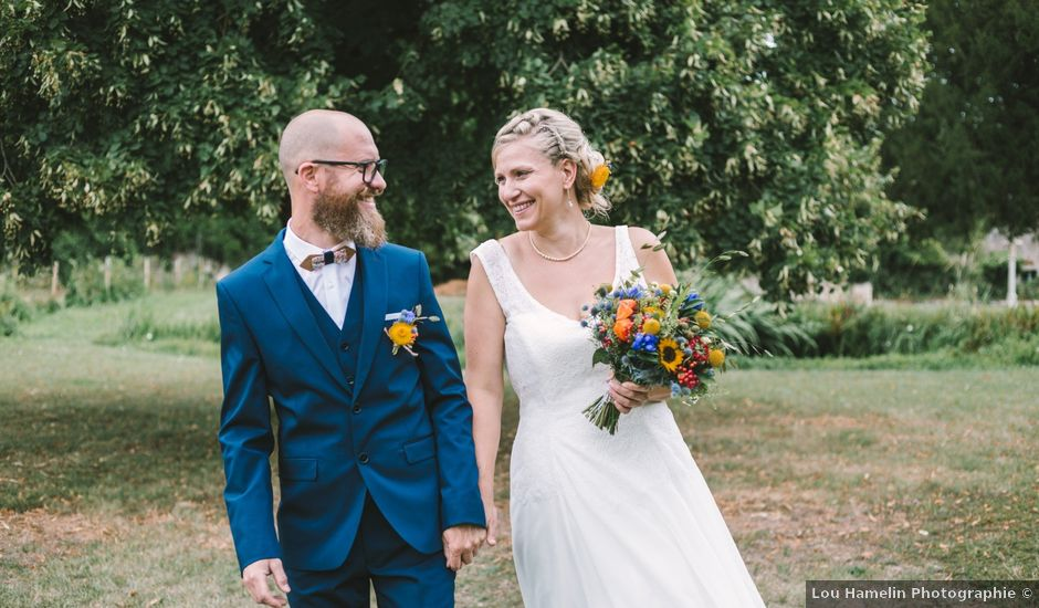 Le mariage de Alexandre et Marielle à Surgy, Nièvre