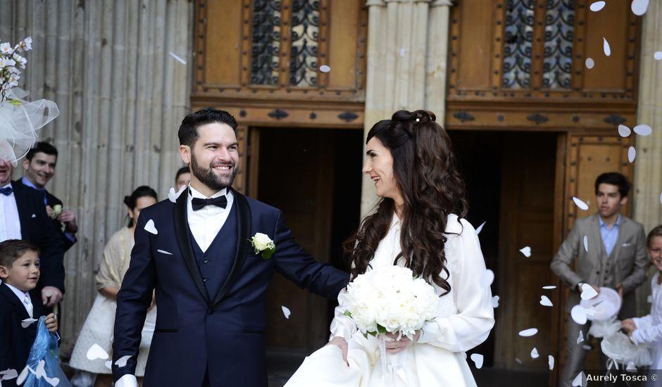 Le mariage de Grégory et Johanna à Lodève, Hérault
