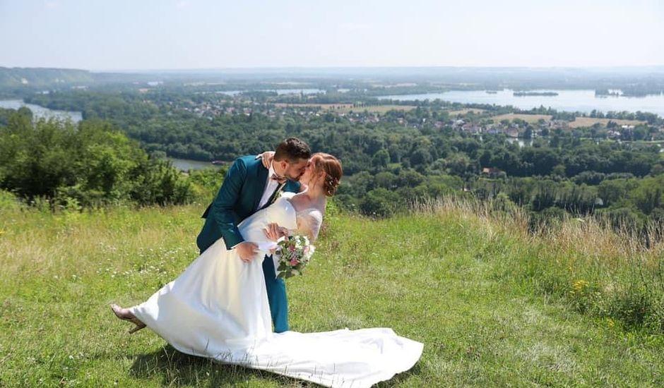 Le mariage de Alexandre  et Ophélie  à Corny, Eure