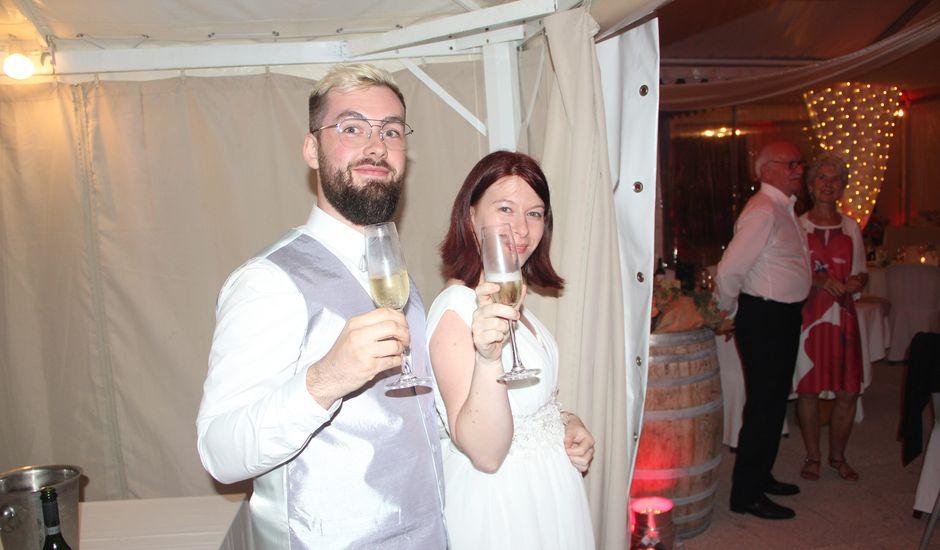 Le mariage de Romain et Ericka à Montesquiou, Gers