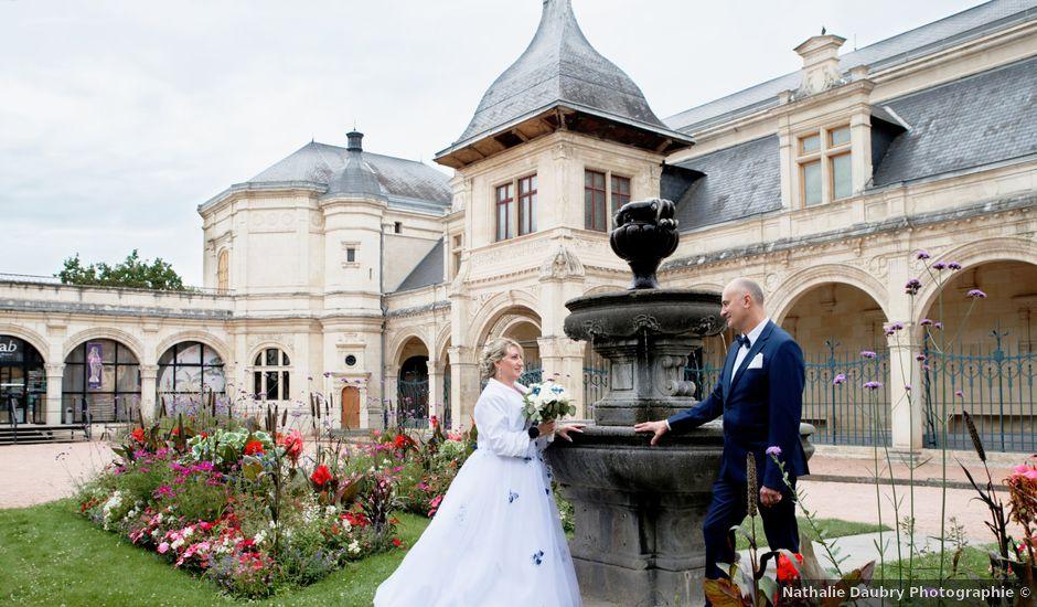 Le mariage de Eric et Annick à Yzeure, Allier
