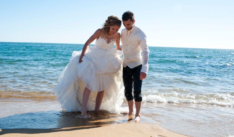 Le mariage de Thomas et Sarah à La Grigonnais, Loire Atlantique
