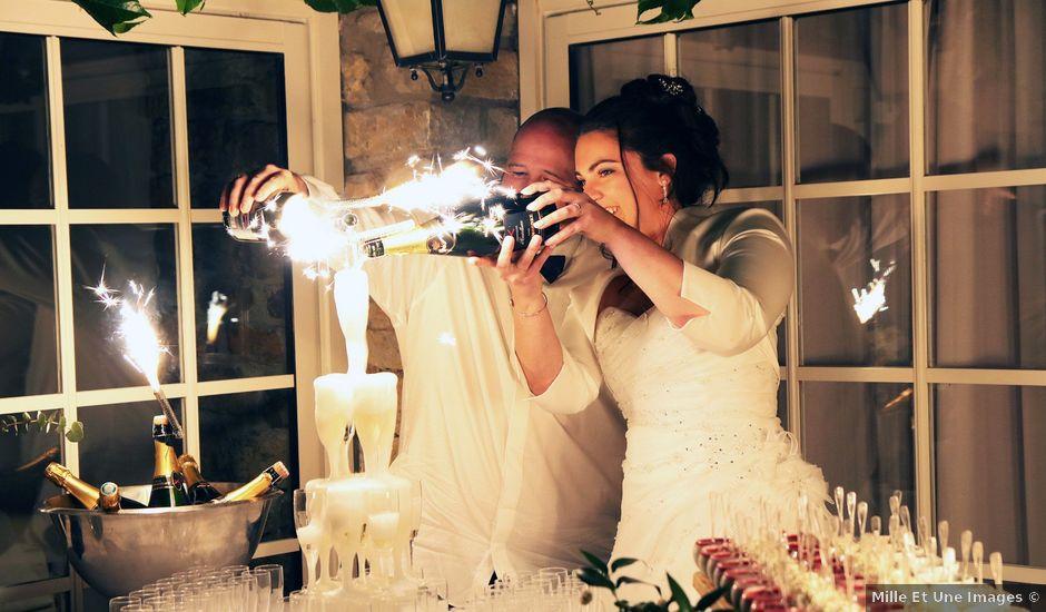 Le mariage de Nicolas et Bérénice à Pierrefeu-du-Var, Var