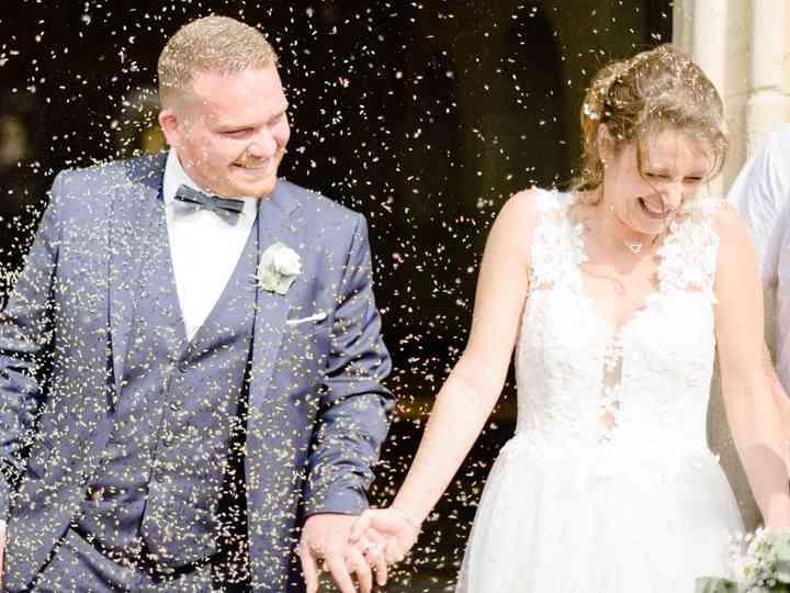 Le mariage de Elodie et Kevin