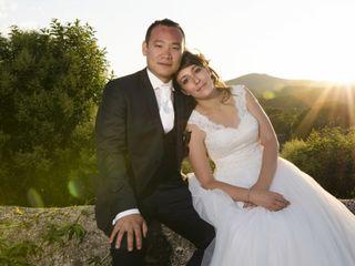 Le mariage de Coralie et Michel